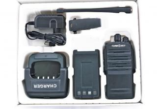 Turbosky T3 Радиостанция носимая