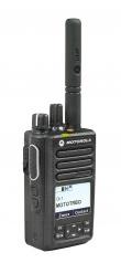 Motorola DP3661E MOTOTRBO Радиостанция носимая цифровая