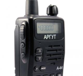 АРГУТ А-44 Радиостанция портативная аналоговая (снята с производства)