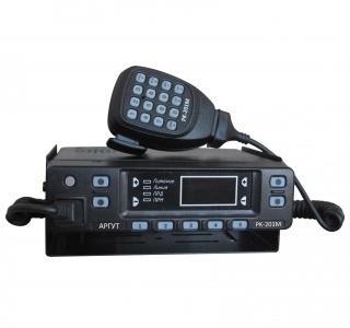 АРГУТ РК-201М Радиостанция автомобильная аналоговая