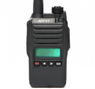 АРГУТ А-24 New Радиостанция портативная аналоговая + FM приёмник