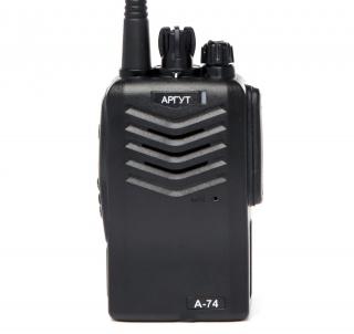 АРГУТ А-74 Радиостанция портативная цифровая