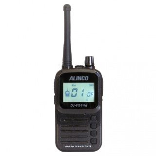ALINCO DJ-FX446 Портативная радиостанция