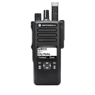 Motorola DP4600 MOTOTRBO Радиостанция носимая цифровая