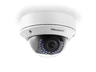DS-2CD2742FWD-IS 4Мп уличная купольная IP-камера с ИК-подсветкой до 30м