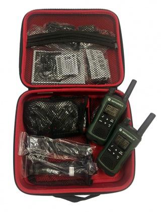Motorola TLKR T81 Hunter Twin Радиостанция носимая любительского диапазона