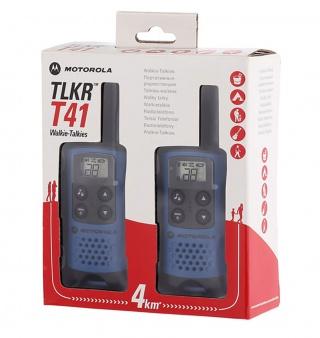 Motorola TLKR T41 Радиостанция носимая любительского диапазона