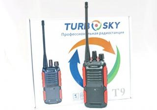 Turbosky T9 Радиостанция носимая
