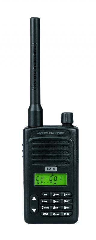 Vertex VZ-9 Профессиональная носимая  радиостанция