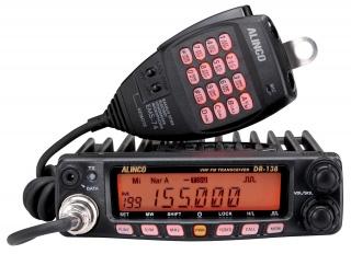 ALINCO DR-138 Автомобильная радиостанция