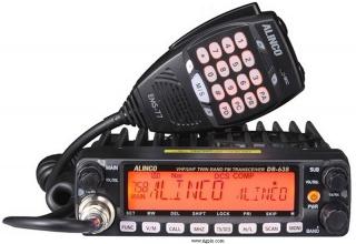 ALINCO DR-638 Автомобильная радиостанция