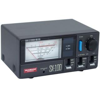 SX-100 Измеритель мощности и КСВ