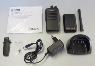 Racio R300 Радиостанция носимая