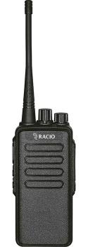 Racio R900D UHF Радиостанция носимая цифровая