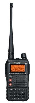 Racio R610 Радиостанция носимая  двухдиапазонная
