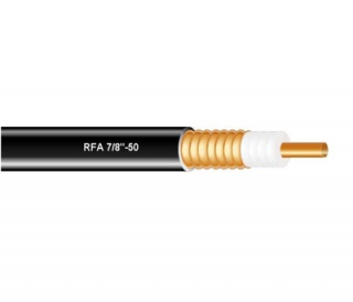 """Draka RFA 7/8""""-50 Коаксиальный кабель"""