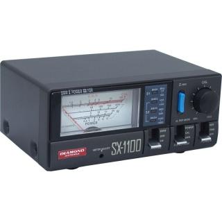 SX-1100 Измеритель мощности и КСВ