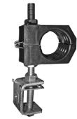 USC/ 2x1/2''S (14) Крепление для 2-х кабелей Ø13-14 мм со струбциной